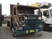 Scania  P82M 1984  6x2 Table Top No engine  Wrecking Now East Albury Albury Area Preview