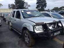 WRECKING Nissan Navara D40 WITH FLAT TRAY Wingfield Port Adelaide Area Preview