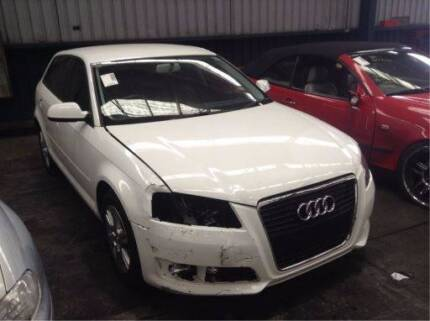 2010 Audi A3 Hatchback wrecking all for parts ,