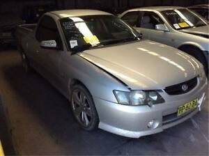 WRECKING HOLDEN COMMODORE VY V6 UTE SS FRONT WHEELS Kingswood Penrith Area Preview