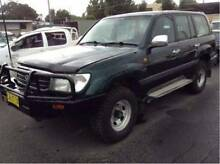 1999 Toyota Land Cruiser 100 Series GXL | WRECKING | A1299 Revesby Bankstown Area Preview
