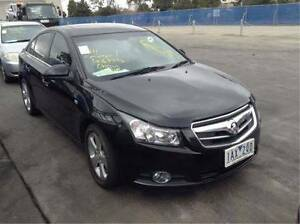 2009 Holden Cruze WRECKING Williamstown North Hobsons Bay Area Preview