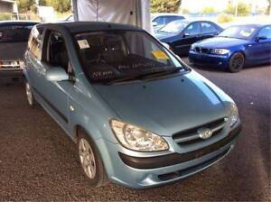 2006 Hyundai Getz for parts ,,,,, Broadmeadows Hume Area Preview
