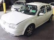 2004 VW GOLF 5DR HATCH 5sp MANUAL 2L  NOW WRECKING STOCK #VW1055 Sydney Region Preview