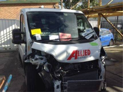 2015 FIAT DUCATO PARTS / WRECKING