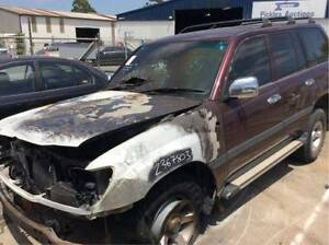 2001 Toyota Land Cruiser Wagon, 4 sp auto NOW WRECKING A1463 Revesby Bankstown Area Preview