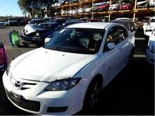 NOW WRECKING MAZDA 3 SEDAN, 2004 - 2009, MANY PARTS AVAILABLE Browns Plains Logan Area Preview