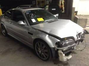 BMW E46 2002 M3 SMG 6 SPEED NOW WRECKING ENTIRE CAR Northmead Parramatta Area Preview