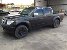 WRECKING Nissan Navara D40 ALL PARTS Pooraka Salisbury Area Preview