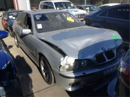 BMW E39 530i M Sport Wrecking E46 E90 E70 Wrecker E53 E88 E87 E82 Wetherill Park Fairfield Area Preview