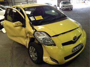Toyota Yaris Echo spare parts Fairfield East Fairfield Area Preview