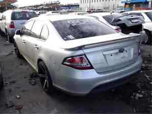 WRECKING 2008 FORD FALCON XR6 FG Meadow Heights Hume Area Preview