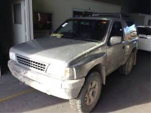 HOLDEN FRONTERA 1998 2.0 5 speed theft recovered unreg $800 firm Belmore Canterbury Area Preview