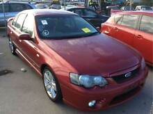 NOW WRECKING FORD FALCON 2007 BF XR6 SEDAN, MANY PARTS AVAILABLE Browns Plains Logan Area Preview