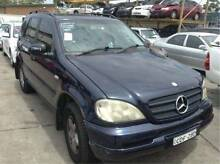 WRECKING / DISMANTLING 2000 MERCEDES ML320 North St Marys Penrith Area Preview