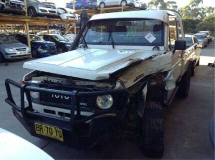 1986 Toyota Landcruiser 75 series Ute WRECKING suit 85-90 | A1325 Revesby Bankstown Area Preview
