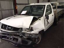WRECKING Nissan Navara D22 KA24 CAB CHASSIS UTE Wingfield Port Adelaide Area Preview