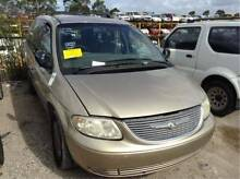WRECKING / DISMANTLING 2001 CHRYSLER GRAND VOYAGER V6 AUTO North St Marys Penrith Area Preview