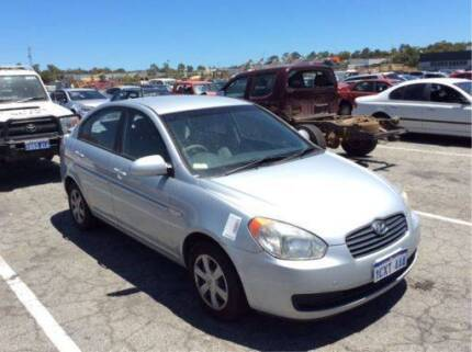 2007 Hyundai Accent wrecking for spare parts  . , , . ,