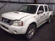 WRECKING D22 NAVARA YD25 TURBO DIESEL ST-R Wingfield Port Adelaide Area Preview