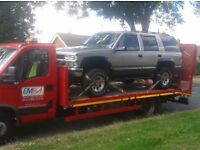 A FAST CAR VAN AND VEHICLE RECOVERY BREAKDOWN SERVICE AT A LOW COST!