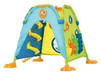 To my discovery play tent