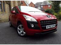 2012 Peugeot 3008 1.6 HDi 112 Active II 5 door Diesel Estate