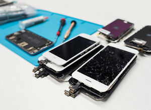 Cellphone Screen Repair/ Samsung and iPhone Screen. 1 hour only