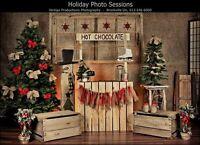 Holiday Photo Sessions (studio)