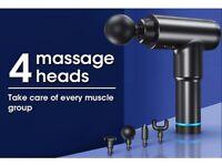 Electric Muscle Massager Gun