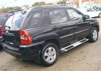 2010 Kia Sportage SUV
