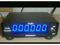 Dosy fc50 frequency counter