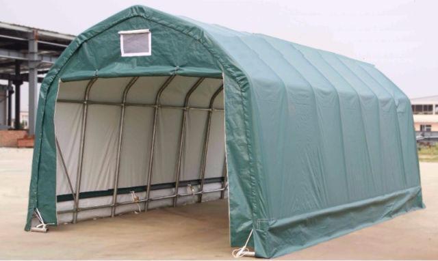 Boat Outdoor Shelters : New storage shelter building boat garage p