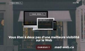 Conception Web Seo Smm/Web Design Seo and more! <Mad-Web>