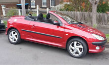 Very low 110,000 KM convertible auto Nunawading Whitehorse Area Preview