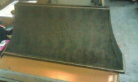 Metal Fireplace  / Decorative Hood - 2 available