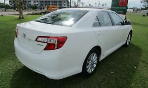2014 Toyota Camry ASV50R Altise White 6 Speed Sports Automatic Sedan Hidden Valley Darwin City Preview