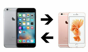 Wanting to swap my iPhone 6 Plus for an iPhone 6s