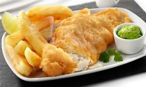 Fish And Chips Business For Sale In A Busy Plaza Next To Service