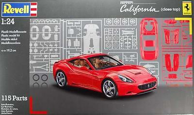 KIT REVELL 1:24 DRIVE FROM MOUNT FERRARI CALIFORNIA 07191