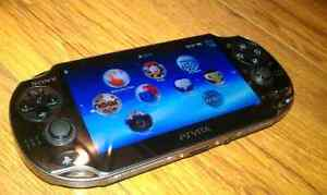 Playstation Vita + 3 games