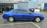 2002 Ford Falcon BA XT Blue 4 Speed Auto Seq Sportshift Sedan Epping Whittlesea Area Preview