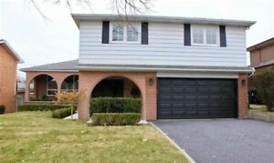 Move In Ready! Stylishly Renovated Detached 5-Br Home