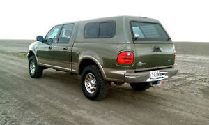 WANTED TRUCK CAP FOR A 2003 F150 SHORT BOX 5.5 KING RANCH