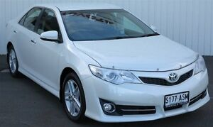 2012 Toyota Camry ASV50R Atara S White 6 Speed Automatic Sedan Kadina Copper Coast Preview
