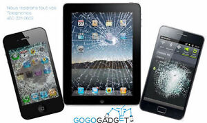We repair all iPhone, iPad, iPod, Samsung Galaxy & HTC devices
