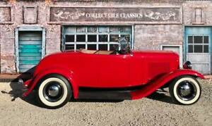 COLLECTABLE CLASSIC CARS - 1932 FORD CUSTOM ROD Strathalbyn Alexandrina Area Preview