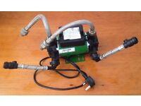 Salamander CT50+ Twin Shower Pump 1.5 Bar