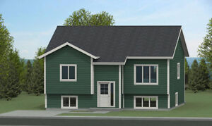 To Be Built! Single Family Home in Conception Bay South