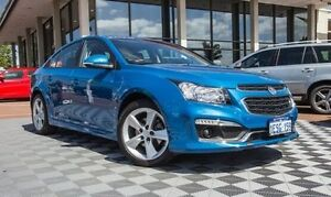 2015 Holden Cruze JH Series II MY15 SRi-V Blue 6 Speed Sports Automatic Sedan Alfred Cove Melville Area Preview